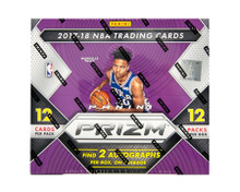 2017/18 Panini Prizm Basketball Hobby Box