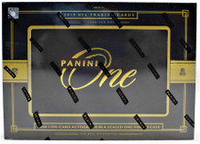 2019 Panini One Football Hobby 10 Box Case