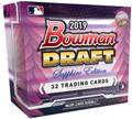 2019 Bowman Draft Sapphire Edition Baseball Hobby Box