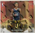 2019/20 Panini Select Basketball Tmall Edition 12 Box Case