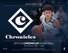 2019/20 Panini Chronicles Basketball Hobby Box