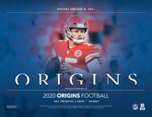 2020 Panini Origins Football Hobby Box