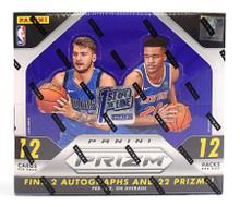 2018/19 Panini Prizm 1st Off The Line FOTL Basketball Hobby Box