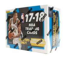 2017/18 Panini Donruss Optic Basketball Blaster 20 Box Case