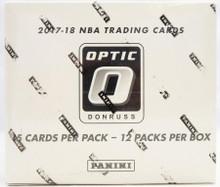 2017/18 Panini Donruss Optic Basketball Multi/Cello Box