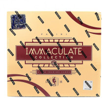 2017/18 Panini Immaculate Basketball 1st Off The Line Hobby Box