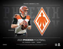 2020 Panini Phoenix Football Hobby 16 Box Case