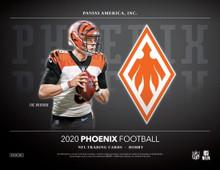 2020 Panini Phoenix Football Hobby Box