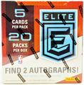 2019/20 Panini Donruss Elite Basketball Hobby Box