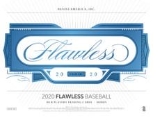2020 Panini Flawless Baseball Hobby Box