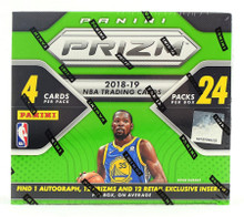 2018/19 Panini Prizm Basketball Retail Box