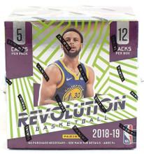 2018/19 Panini Revolution Basketball Chinese New Year 8 Box Case