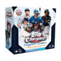 2020 Topps Chrome Sapphire Edition Baseball Box