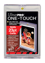 Ultra Pro 23pt Magnetic UV  One Touch Card Holder
