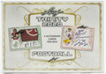 2020 Leaf Trinity Football Hobby 10 Box Case