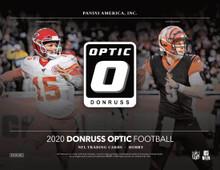 2020 Panini Donruss Optic Football Hobby Box