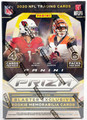 2020 Panini Prizm Football 6 Pack Blaster Box (Disco Prizms)