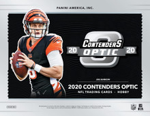 2020 Panini Contenders Optic Football Hobby Box