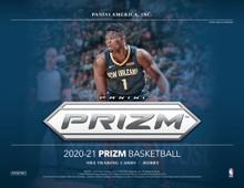 2020/21 Panini Prizm Basketball Hobby Box