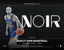 2020/21 Panini Noir Basketball Hobby 4 Box Case