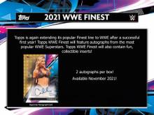 2021 Topps WWE Finest Wrestling Hobby Box