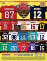 2021 Tristar Hidden Treasures Game Day Greats Jersey Series 2 Football Hobby Box