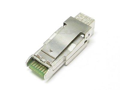 Fibre Channel HSSDC2 Loopback Adapter