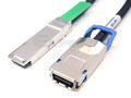 QSFP+ to CX4 Cable