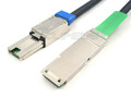 QSFP+ to Mini SAS Cable