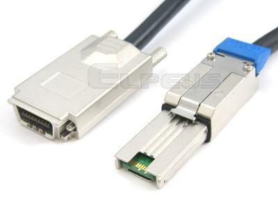 0 5m Mini Sas Sff 8088 To Sas Sff 8470 Cable Elpeus