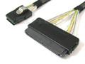 32-Pin SAS to Internal Mini SAS 0.5 Meter Cable