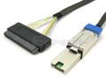 32-Pin SAS to External Mini SAS 0.5 Meter Cable