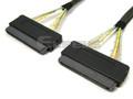 32-Pin SAS to 32-Pin SAS 0.5 Meter Cable