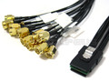 Internal Mini SAS to 16 SMA 0.5 Meter Cable