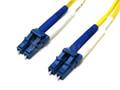 LC/LC Duplex Single-Mode 9/125 Fiber Patch Cable