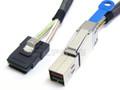 Mini SAS HD to Internal Mini SAS 0.5 Meter Cable
