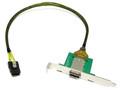 Mini SAS Female SFF-8088 to Internal Mini SAS SFF-8087, 0.6 Meter PCI BRACKET