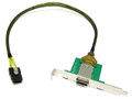 1M Mini SAS Female SFF-8088 to Internal Mini SAS SFF-8087, PCI BRACKET