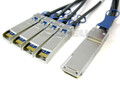QSFP to 4 SFP+ Breakout Cable