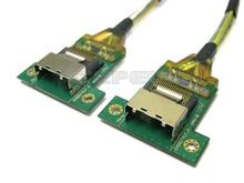 "6"" Mini SAS Female SFF-8087 to SFF-8087 Internal Bridge Cable"