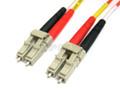 LC to LC Duplex Multimode (LSZH) 62.5/125 Fiber Patch Cable