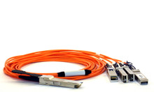 3m QSFP+ to 4 x SFP+ AOC active optical cable