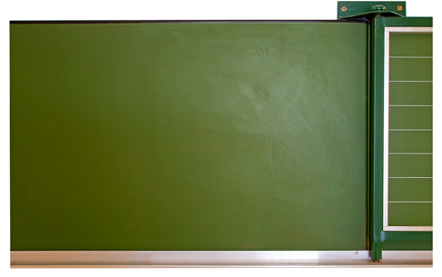 System 1 - Utility Enamel Chalk Boards (Primary School)