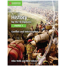 History for the IB Diploma: Paper 1: Conflict and Intervention - ISBN 9781107560963
