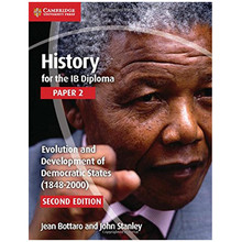 History for the IB Diploma: Paper 2: Evolution and Development of Democratic States (1848 - 2000) - ISBN 9781107556355