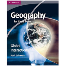 Cambridge International Geography for the IB Diploma: Global Interactions - ISBN 9780521147323