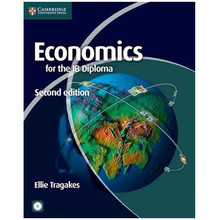 Cambridge Economics for the IB Diploma Coursebook with CD-ROM - ISBN 9780521186407