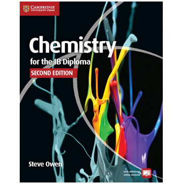 Chemistry for the IB Diploma Coursebook (2nd Edition) - ISBN 9781107622708