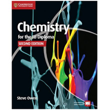 Cambridge Chemistry for the IB Diploma Coursebook (2nd Edition) - ISBN 9781107622708
