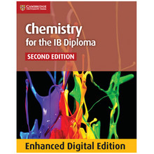 Cambridge Chemistry for the IB Diploma Coursebook Cambridge Elevate enhanced edition (2 Year) - ISBN 9781107537637